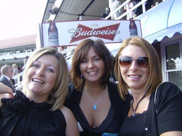 Lali, Sandra & Iorwen