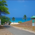 Kona - Last steps to Hapuna Beach