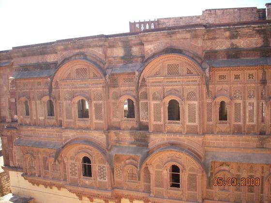 Mehrangarh Fort2