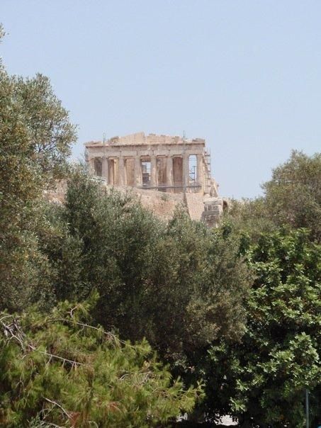 the parthenon, shot 1