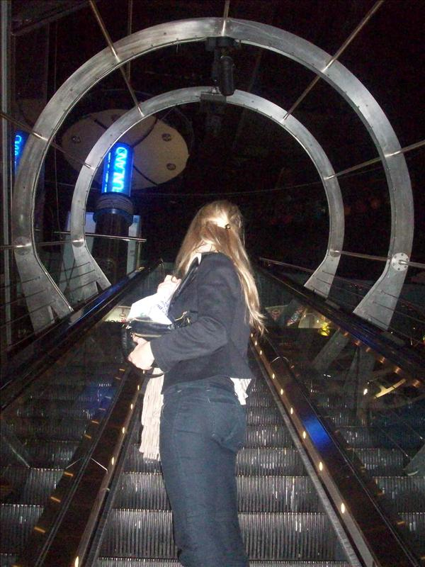 Escalator to armageddon?