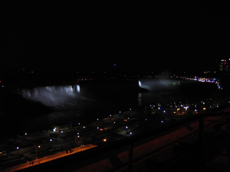 Niagara Falls at Night - 12
