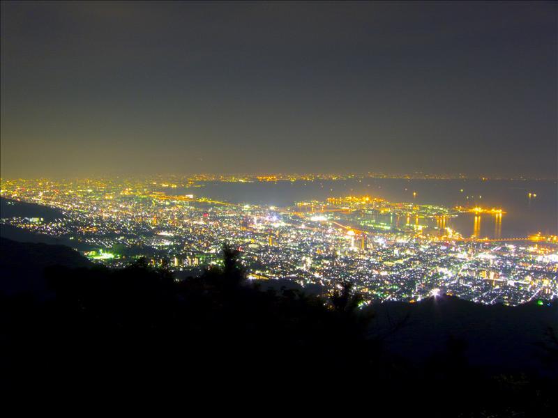 Kobe from Mt. Rokko