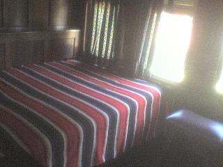 Vagón Presidencial cama