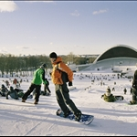  Skiing in Tallinn