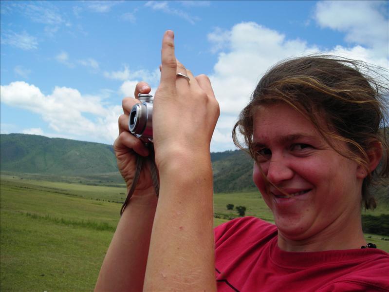 Elisa•Ngorongoro