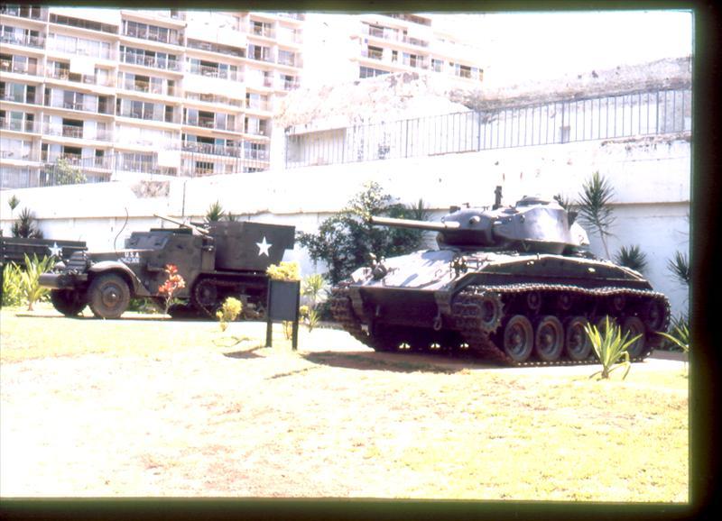 Armas segunda guerra