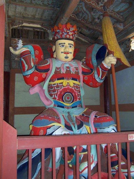 PYOHUN BUDDHIST TEMPLE, MOUNT MYOHYANG