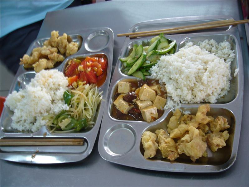 飯堂晚餐 @ 恆星學院
