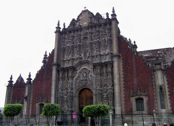 MEXICO CITY - CATEDRAL METROPOLITANA