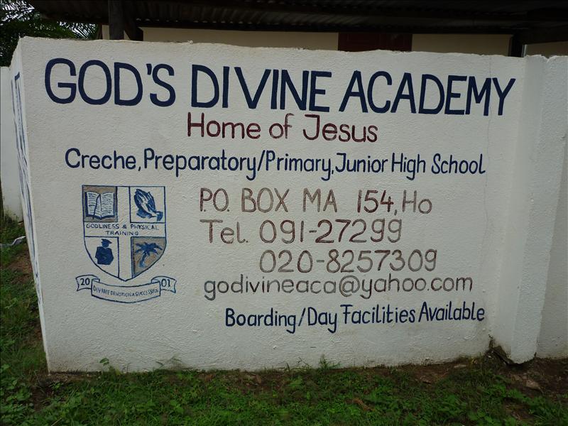 Gods Devine Acadamy