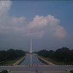 Lincoln to Washington Monument