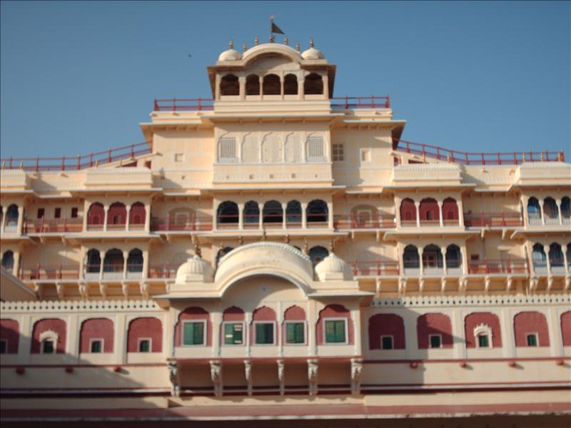 Rajasthan palace - Jaipur