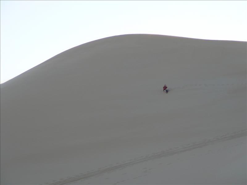 Siwa - Woestijn Peter ver weg