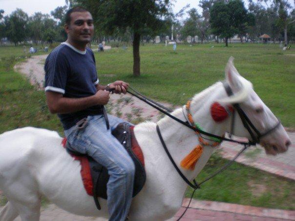 Horse riding best to do once in a month. Near rawal lake islamabad