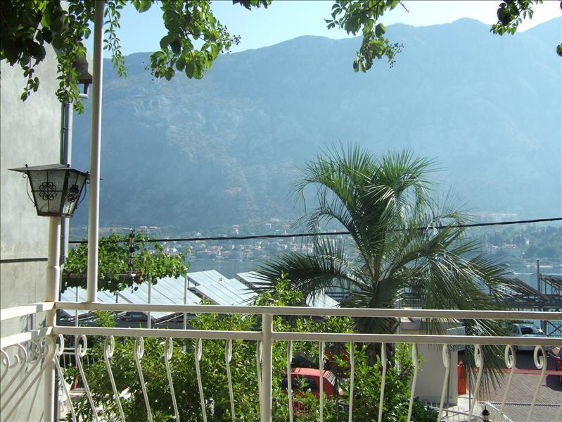 View from Hotel Bokeljski Dvori, Prcanj
