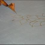 hand painting batik