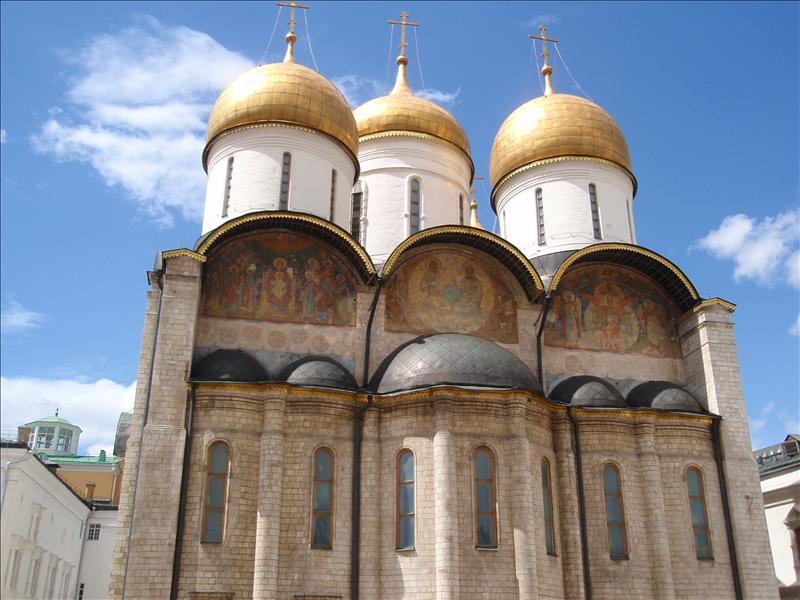 The Assumption Cathedral, I assume (pun only half intended)