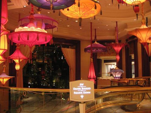 Wynns hotel, Las Vegas