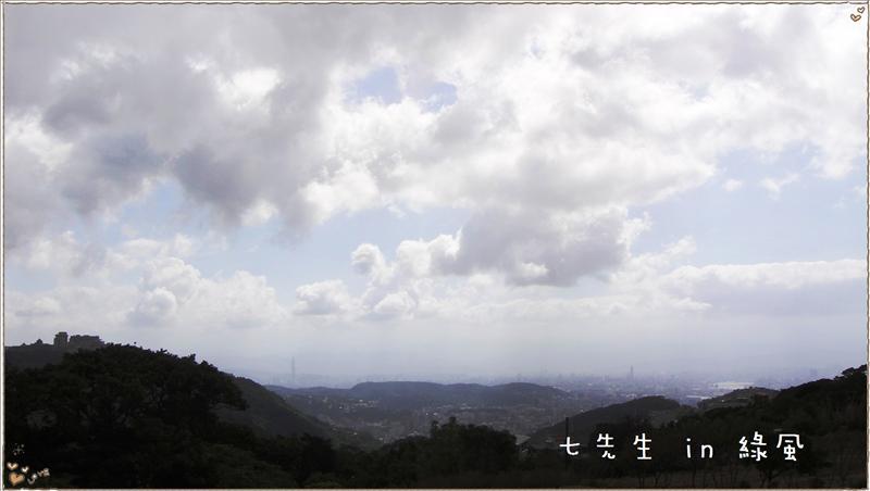 遙望台北市