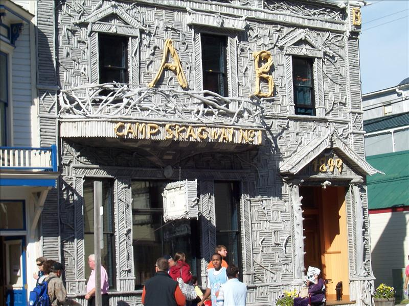 Stores in Skagway