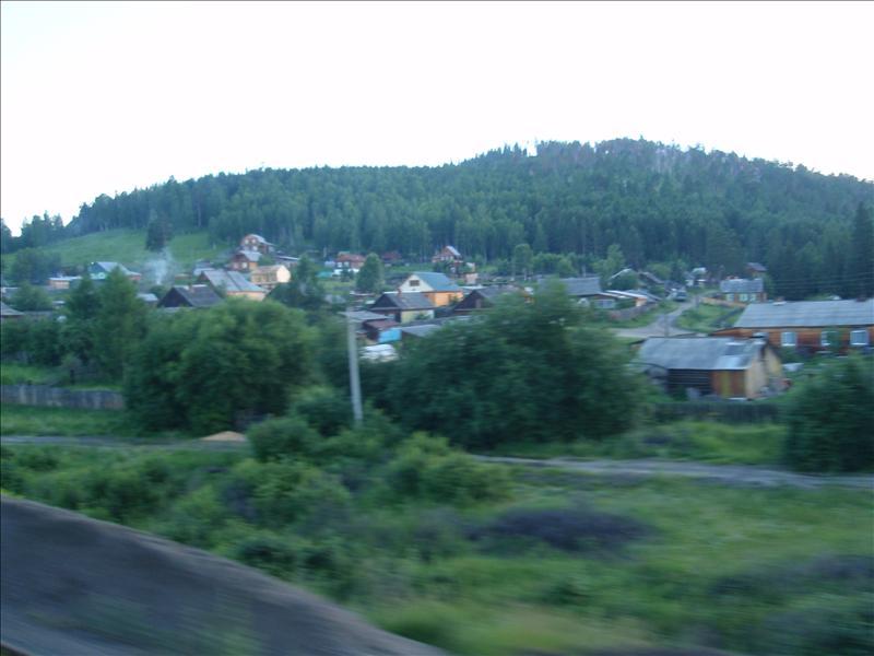 Siberia again