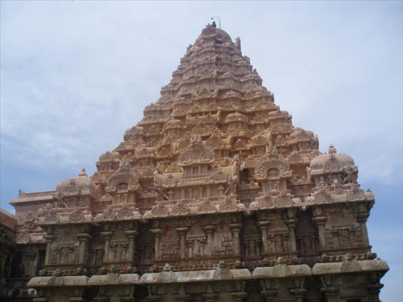 Gangaikondacholapuram-South India