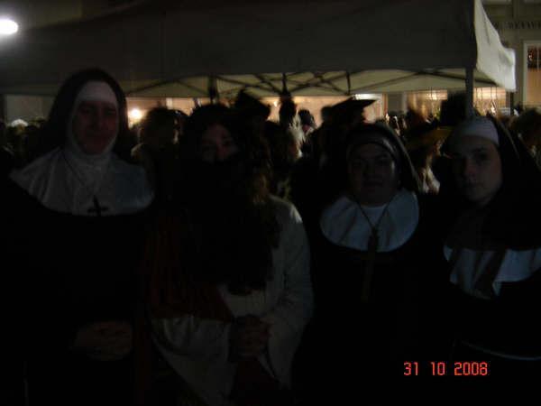jesus en de nonnen