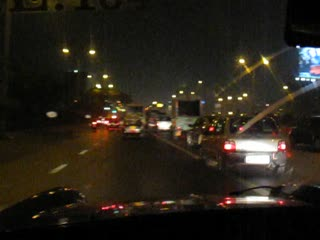 Mumbai motorway traffic