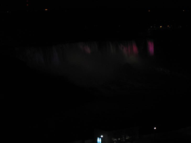 Niagara Falls at Night - 02