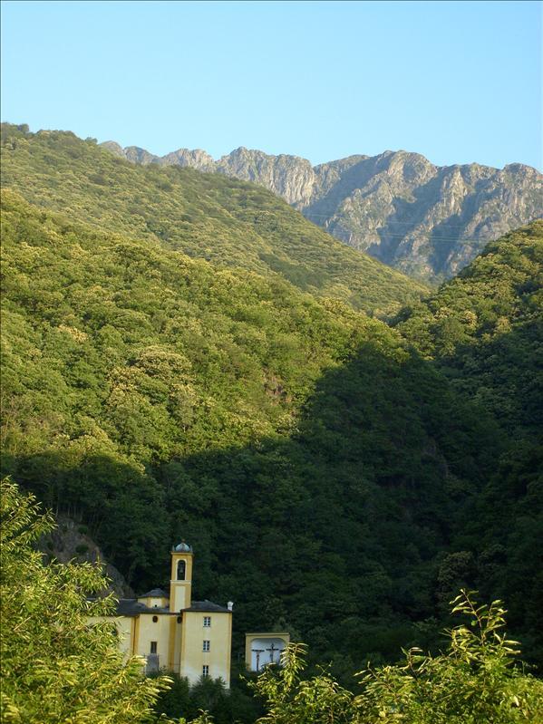 Sacro Monte•Brissago•2009