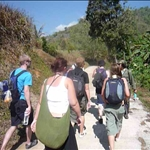 Trekking in Chiang Mai
