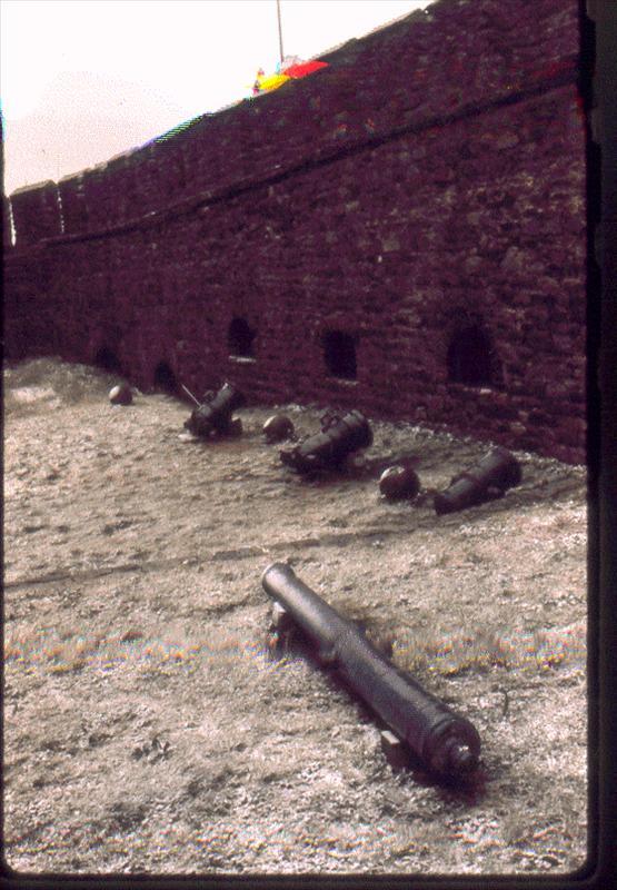 con cañones