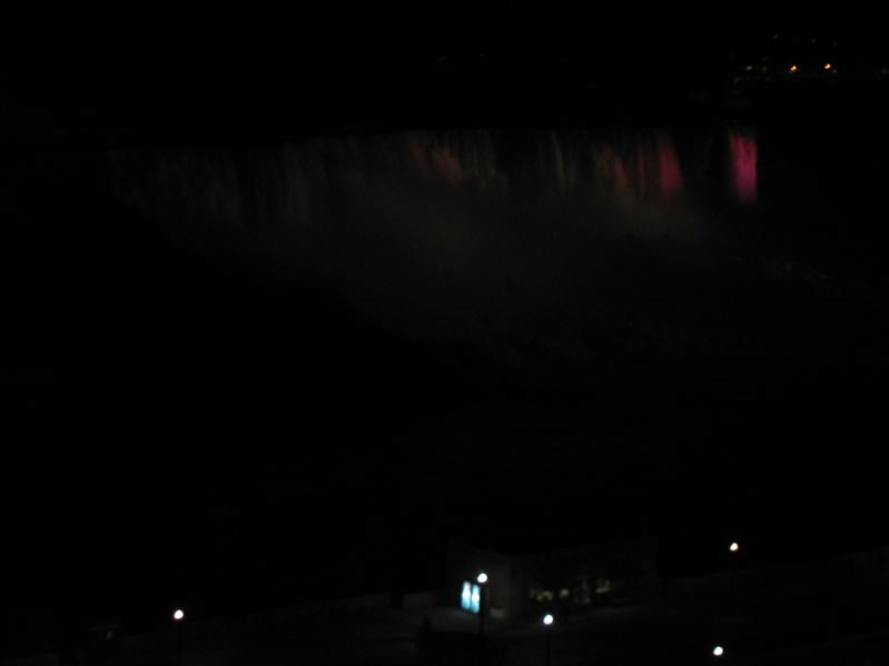 Niagara Falls at Night - 08
