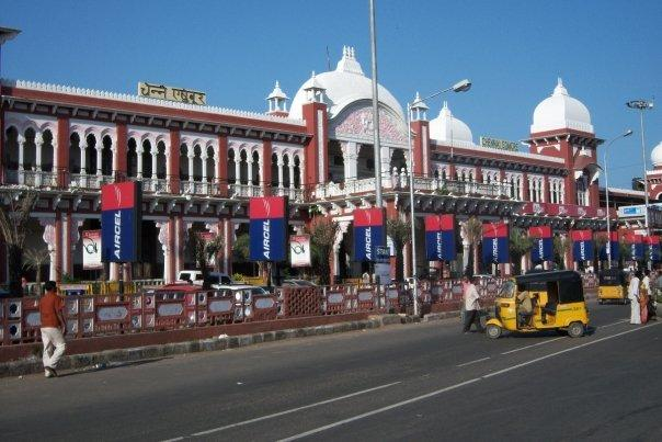CHENNAI STATION