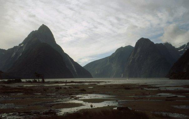 MILFORD SOUND, SI - JAN 2004