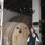Just the right size for my wine cask