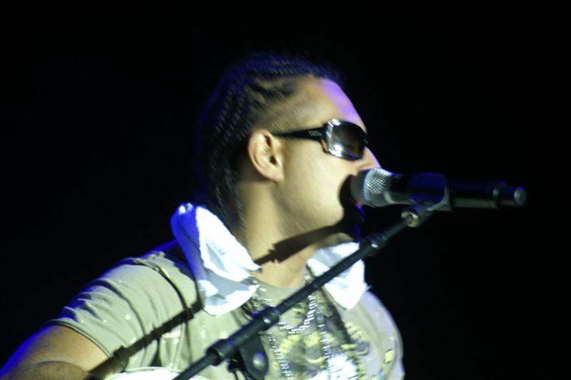 Sean Paul in Concert - Reggae On the River 2006