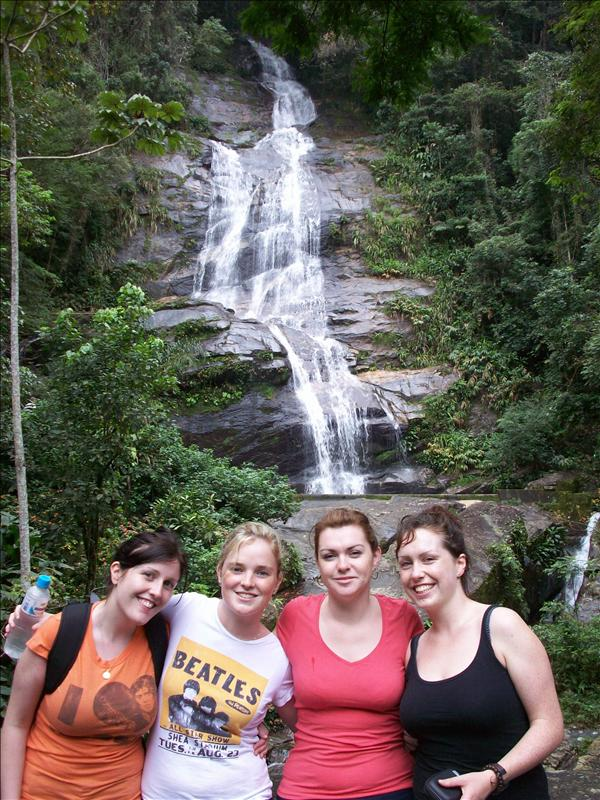 Rio tour - Tijuca Rainforest