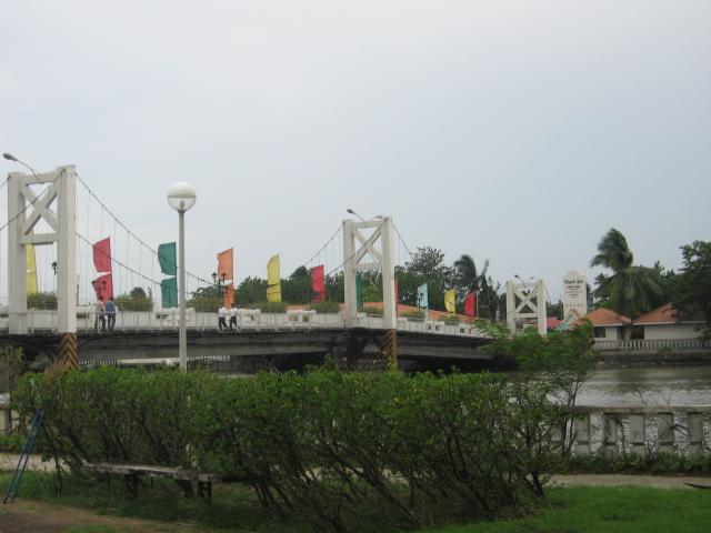 Bridge to Resort
