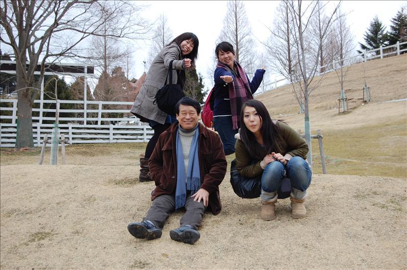 with sensei