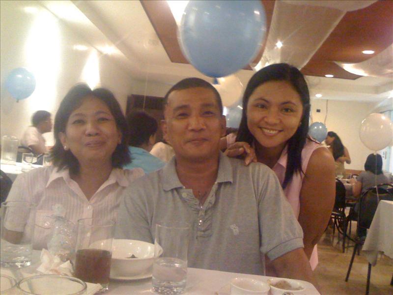 Madeline, Enan, Riza
