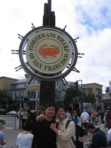 Fisherman's wharf - SF