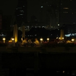 Dinner at Menam Riverside Bangkok
