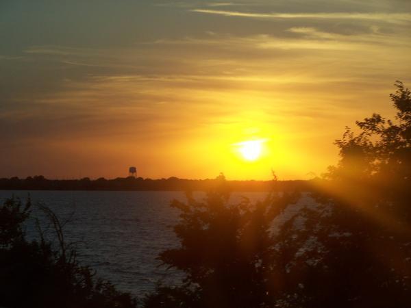 Ron Hubbard Lake Rockwall TX