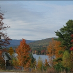 New England Fall Foliage (kamperen en Hike)