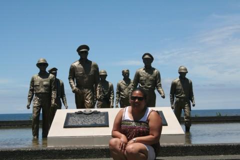 Mac Arthur Park, Tacloban, Leyte