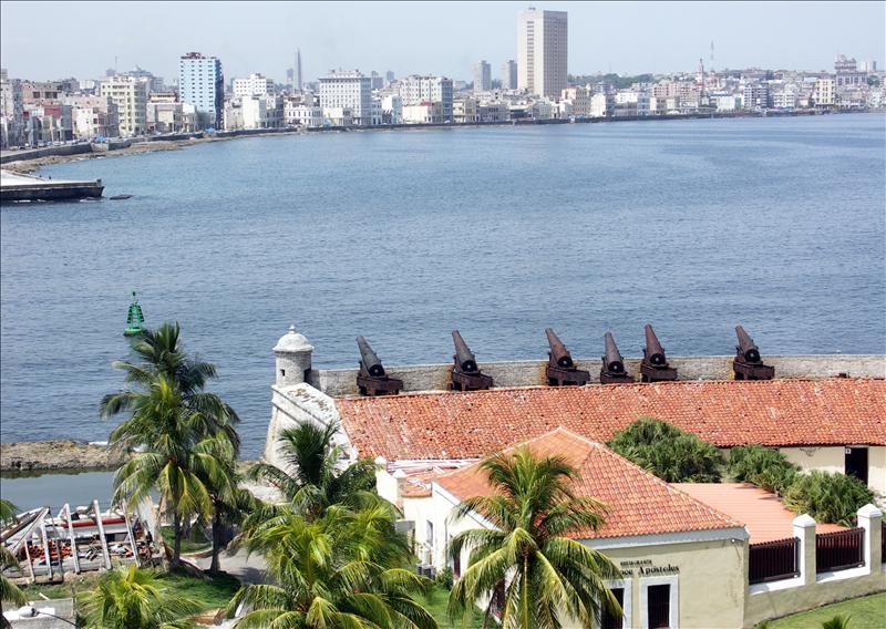 Havana harbour