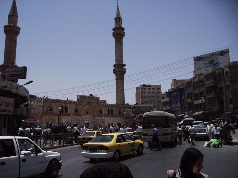 Amman  © Fernando López