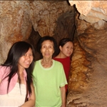 Me , ma and Sis